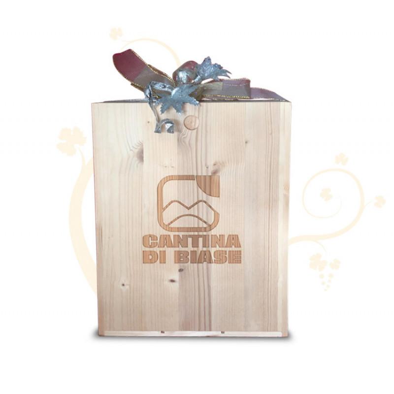 Confezione di Natale per 3 bottiglie Premium