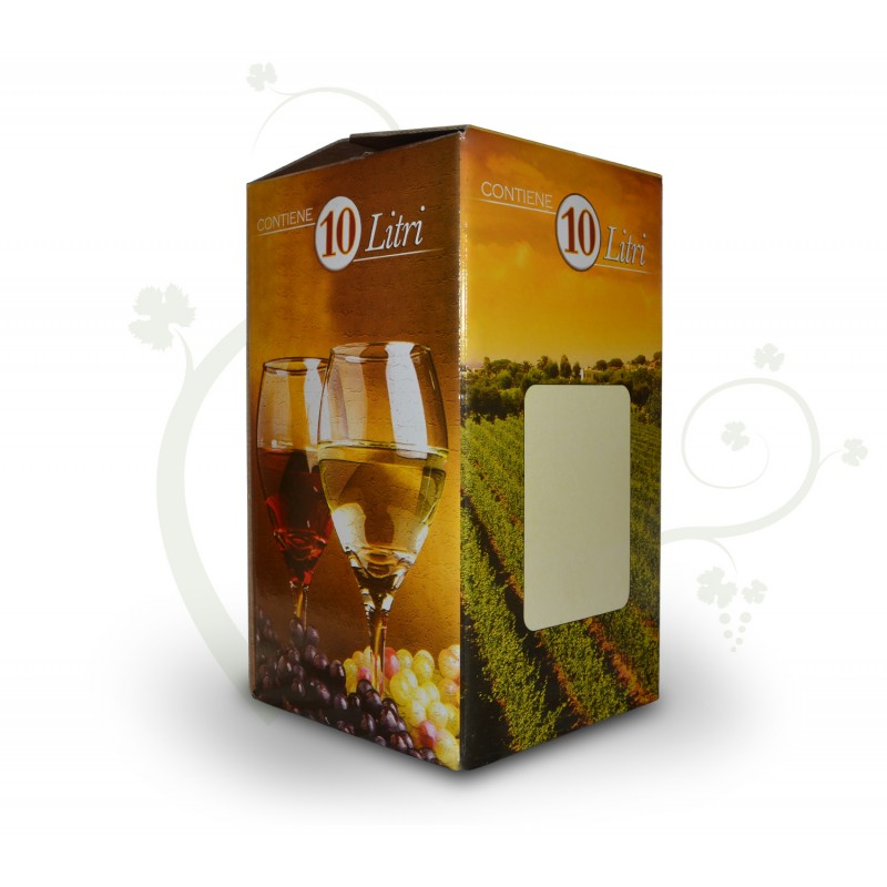 "Vino sfuso ""Pecorino IGP"" 10L"