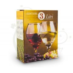 """Vino sfuso """"Rosso E"""" 3L"""